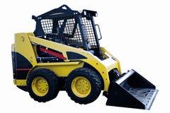 美洲野猫装入程序滑行 免版税库存图片