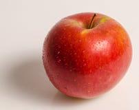 зрелое яблока красное Стоковые Изображения