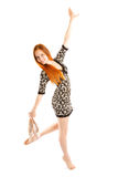 χορός Στοκ φωτογραφία με δικαίωμα ελεύθερης χρήσης