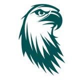 老鹰标志 库存图片