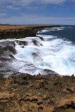 珊瑚海湾,西澳州 免版税库存照片
