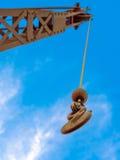 Γάντζος γερανών Στοκ φωτογραφίες με δικαίωμα ελεύθερης χρήσης