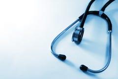 听诊器 免版税库存照片