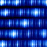 Μπλε φωτεινή φουτουριστική εικόνα υποβάθρου Τα μέρη εικόνων αντιγράφουν το διαστημικό κείμενο γραμμών Δυαδικό στοιχείο σχεδίου ση Στοκ Φωτογραφία