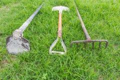 аграрное оборудование Стоковое Изображение