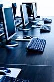 υπολογιστές Στοκ Φωτογραφία