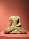 Ο καθισμένος Βούδας Στοκ Φωτογραφίες