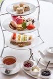 Τσάι απογεύματος Στοκ φωτογραφία με δικαίωμα ελεύθερης χρήσης