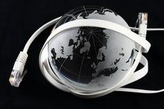 σύνδεση Διαδίκτυο Στοκ φωτογραφίες με δικαίωμα ελεύθερης χρήσης