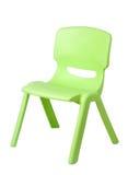 Пластичный стул Стоковые Фото