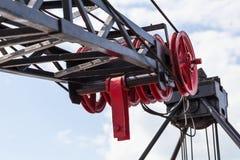 Портативная электрическая станция электричества Стоковые Фото