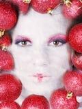 творческий портрет Стоковая Фотография