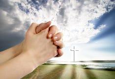 крещение Стоковое Фото