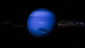 海王星 免版税库存图片