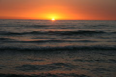 ήλιος θάλασσας αύξησης Στοκ Εικόνα