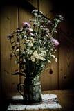 βάζο λουλουδιών Στοκ φωτογραφίες με δικαίωμα ελεύθερης χρήσης