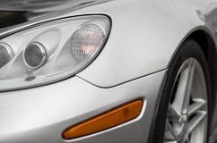 Фара автомобиля спортов Стоковое Изображение RF
