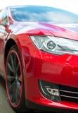 Фара автомобиля спортов Стоковая Фотография