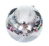 Конец-вверх шарика диско Стоковое Изображение RF