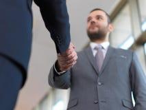 业务伙伴 免版税图库摄影