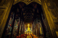 泰国的文化 库存图片