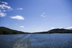 湖温德米尔 库存照片