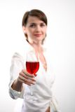 酒 免版税库存照片