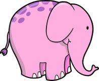大象例证向量 免版税库存照片