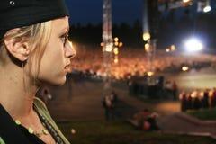 το γεγονός κοιτάζει Στοκ εικόνα με δικαίωμα ελεύθερης χρήσης