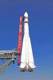太空飞船沃斯托克 库存照片