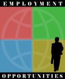 ευκαιρίες απασχόλησης Στοκ εικόνες με δικαίωμα ελεύθερης χρήσης