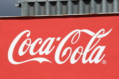 Κόκα κόλα Στοκ εικόνα με δικαίωμα ελεύθερης χρήσης