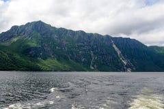 λίμνη ρυακιών δυτική Στοκ Φωτογραφία