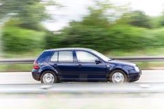 汽车加速 库存图片