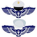 美国海军的象 库存图片