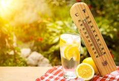 Κύμα θερμότητας Στοκ Εικόνες