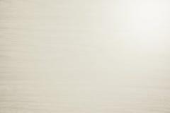 Светлая бежевая деревянная текстура для предпосылки Стоковая Фотография