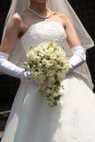 белизна венчания фонового изображения Стоковое Изображение