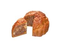Κέικ φεγγαριών μιγμάτων καρυδιών φρούτων Στοκ φωτογραφία με δικαίωμα ελεύθερης χρήσης