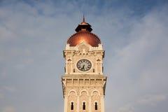 τοποθετημένη κωμόπολη πύργων του Περθ ρολογιών πόλεων της Αυστραλίας αίθουσα δυτική Στοκ εικόνες με δικαίωμα ελεύθερης χρήσης