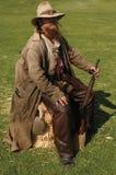 美国东南部山区的农民 库存图片