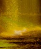 风雨如磐的雨 免版税库存照片