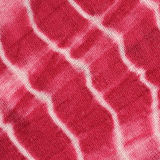 红色,白色和桃红色领带抽象背景-洗染布料 免版税库存图片