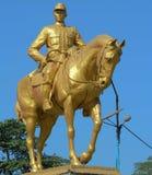 昂山将军的纪念碑 免版税库存图片