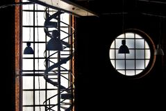 Εβραϊκό κέντρο μουσείων και ανοχής στη Μόσχα Στοκ φωτογραφία με δικαίωμα ελεύθερης χρήσης