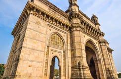 印度,孟买,印度的门户 免版税库存图片
