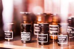 Εκλεκτής ποιότητας φάρμακα Στοκ εικόνες με δικαίωμα ελεύθερης χρήσης