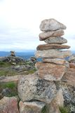 камень идола Стоковое Изображение RF