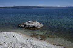 Αλιεία του κώνου στο δυτικό αντίχειρα Στοκ εικόνες με δικαίωμα ελεύθερης χρήσης