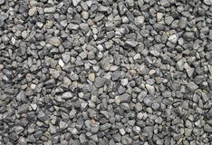 Μικρά πέτρες και χαλίκι Στοκ Εικόνα